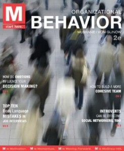 Test bank for M Organizational Behavior 2nd Edition by McShane