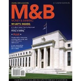 Test bank for M and B 1st Edition by Croushore