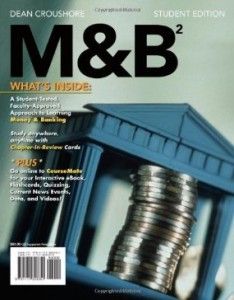 Test bank for M and B 2nd Edition by Croushore