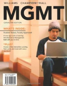 Test bank for MGMT 1st Canadian Edition by Champion