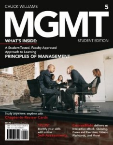 Test bank for MGMT 5th Edition by Williams