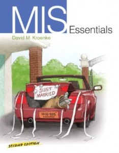 Test bank for MIS Essentials 2nd Edition by Kroenke