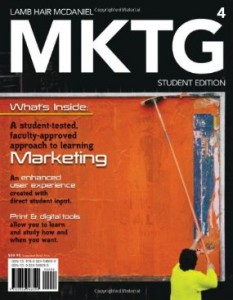 Test bank for MKTG 4th Edition by Lamb