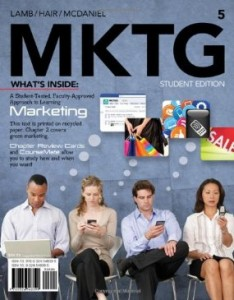 Test bank for MKTG 5th Edition by Lamb