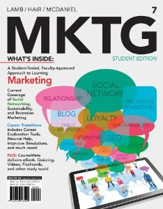 Test bank for MKTG 7th Edition by Lamb