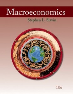 Test bank for Macroeconomics 10th Edition by Slavin
