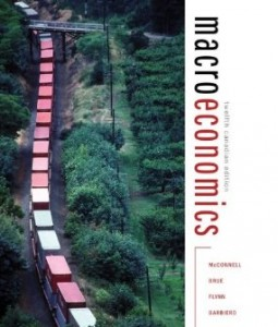 Test bank for Macroeconomics 12th Canadian Edition by McConnell