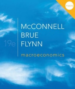 Test bank for Macroeconomics 19th Edition by McConnell