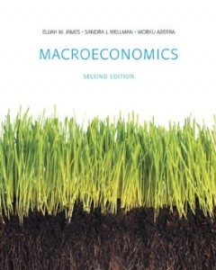 Test bank for Macroeconomics 2nd Edition by James