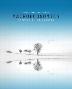 Test bank for Macroeconomics 4th Canadian Edition by Williamson