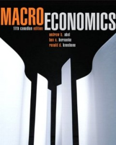 Test bank for Macroeconomics 5th Canadian Edition by Abel