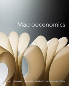 Test bank for Macroeconomics 6th Canadian Edition by Abel