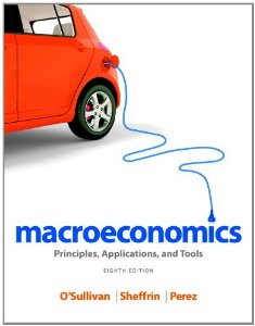 Test bank for Macroeconomics 8th Edition by OSullivan