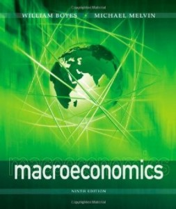 Test bank for Macroeconomics 9th Edition by Boyes