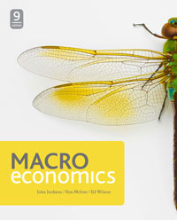 Test bank for Macroeconomics 9th Edition by Jackson