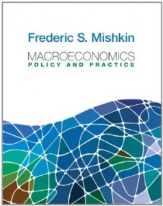 Test bank for Macroeconomics Policy and Practice 1st Edition by Mishkin
