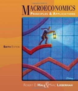Test bank for Macroeconomics Principles and Applications 6th Edition by Hall