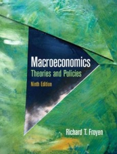 Test bank for Macroeconomics Theories and Policies 9th Edition by Froyen