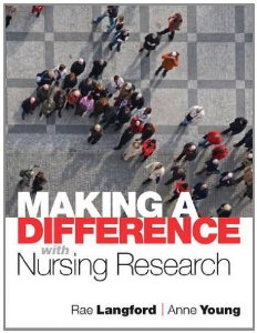 Test bank for Making a Difference with Nursing Research by Youn