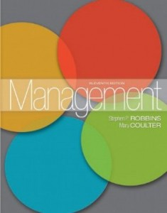 Test bank for Management 11th Edition by Robbins