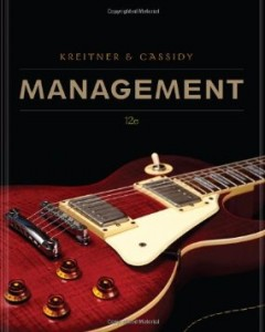 Test bank for Management 12th Edition by Kreitner