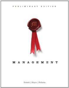 Test bank for Management 1st Edition by Gulat