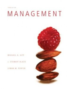 Test bank for Management 3rd Edition by Hitt