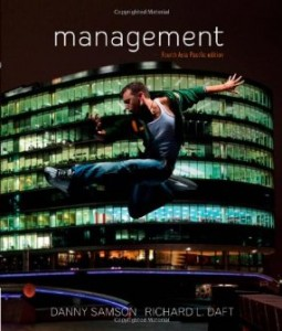 Test bank for Management 4th Asia Pacific Edition by Samson