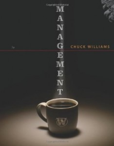 Test bank for Management 7th Edition by Williams