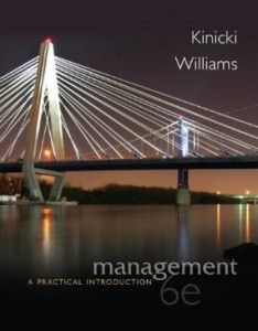 Test bank for Management A Practical Introduction 6th Edition by Kinicki