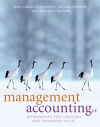 Test bank for Management Accounting Information for Managing and Creating Value 6th Edition by Langfield Smith