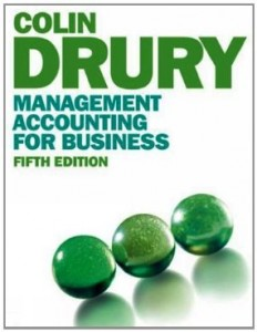 Test bank for Management Accounting for Business 5th Edition by Drury