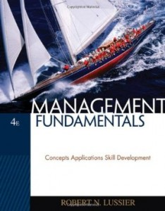 Test bank for Management Fundamentals Concepts Applications Skill Development 4th Edition by Lussier