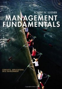 Test bank for Management Fundamentals Concepts Applications Skill Development 5th Edition by Lussier