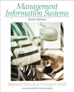Test bank for Management Information Systems 10th Edition by McLeod