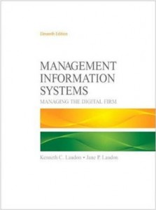 Test bank for Management Information Systems 11th Edition by Laudon