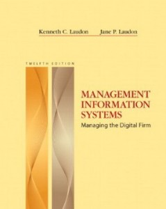 Test bank for Management Information Systems 12th Edition by Laudon