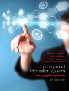 Test bank for Management Information Systems Managing the Digital Firm 6th Canadian Edition by Laudon