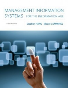 Test bank for Management Information Systems for the Information Age 9th Edition by Haag