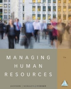 Test bank for Managing Human Resources 11th Edition by Jackson