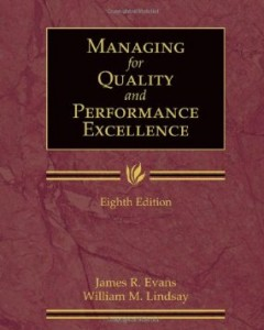 Test bank for Managing for Quality and Performance Excellence 8th Edition by Evans