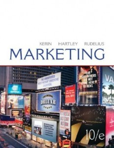 Test bank for Marketing 10th Edition by Kerin