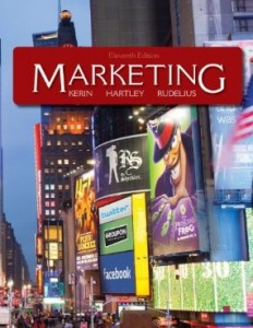 Test bank for Marketing 11th Edition by Kerin