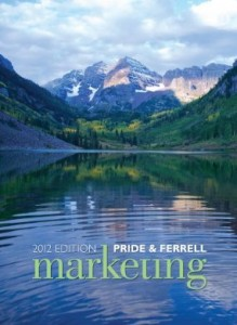 Test bank for Marketing 2012 16th Edition by Pride