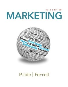 Test bank for Marketing 2014 17th Edition by Pride