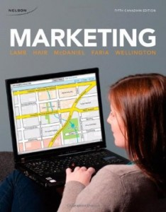 Test bank for Marketing 5th Canadian Edition by Lamb