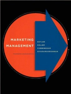 Test bank for Marketing Management 14th Canadian Edition by Kotler
