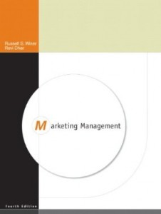Test bank for Marketing Management 4th Edition by Winer