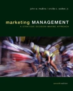 Test bank for Marketing Management A Strategic Decision Making Approach 7th Edition by Mullins
