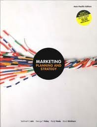 Test bank for Marketing Planning and Strategy 1st Edition by Jain